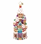 Christopher Radko Candy Chateau Ornament