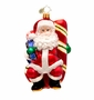Christopher Radko Candy Swing Delight Ornament