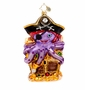 Christopher Radko Captain Octo Ornament