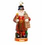 Christopher Radko Christmas Crown Guard Ornament