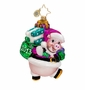Christopher Radko Christmas Ham Ornament