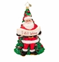 Christopher Radko Christmas Love Ornament