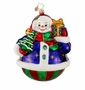 Christopher Radko Christmas Ornament - A Festive Pair