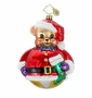 Christopher Radko Christmas Ornament - Bearing Cheer