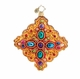 Christopher Radko Christmas Ornament - Bejeweled Baroque Cross