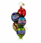 Christopher Radko Christmas Ornament - Birthday Bash