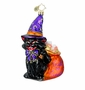 Christopher Radko Christmas Ornament - Black Magic