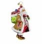 Christopher Radko Christmas Ornament - Candy Claus