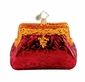 Christopher Radko Christmas Ornament - Couture Clutch