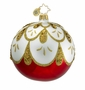 Christopher Radko Christmas Ornament - Draped in Gold