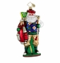 Christopher Radko Christmas Ornament - Fore! the Holidays