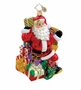 Christopher Radko Christmas Ornament - Gift Stack Attack