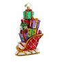 Christopher Radko Christmas Ornament - Gifts on the Go