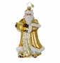 Christopher Radko Christmas Ornament - Golden Jubilance
