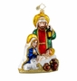 Christopher Radko Christmas Ornament - Heavenly Family