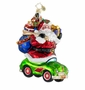 Christopher Radko Christmas Ornament - Hitching a Ride