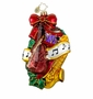 Christopher Radko Christmas Ornament - Holiday Harmony