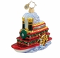 Christopher Radko Christmas Ornament - Holiday Steamer