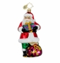 Christopher Radko Christmas Ornament - It's in the Bag