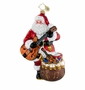 Christopher Radko Christmas Ornament - Jammin' Nick