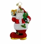 Christopher Radko Christmas Ornament - Kickin' Christmas