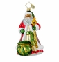 Christopher Radko Christmas Ornament - Kingly Claus