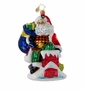 Christopher Radko Christmas Ornament - Knick Nack on High