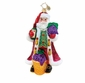 Christopher Radko Christmas Ornament - Merlot Merriment