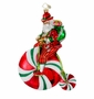 Christopher Radko Christmas Ornament - Minty Roller