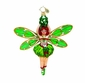 Christopher Radko Christmas Ornament - Mistletoe Fairy
