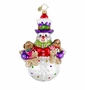 Christopher Radko Christmas Ornament - One Sweet Trio