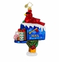 Christopher Radko Christmas Ornament - Perch and Parcel
