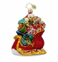 Christopher Radko Christmas Ornament - Presents and Parcels