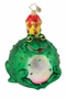 Christopher Radko Christmas Ornament - Princely Pucker
