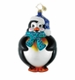 Christopher Radko Christmas Ornament - Puffin' Polly