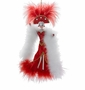 Christopher Radko Christmas Ornament - Red to Toe