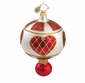 Christopher Radko Christmas Ornament - Russian Hearts