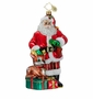 Christopher Radko Christmas Ornament - Santa's Little Helper