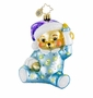 Christopher Radko Christmas Ornament - Sweet Dreams Blue