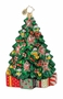 Christopher Radko Christmas Ornament - Sweet Tree