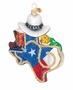 Christopher Radko Christmas Ornament - Texas Pride