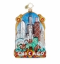 Christopher Radko Christmas Ornament - The Windy City