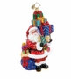 Christopher Radko Christmas Ornament - Tip Top Claus