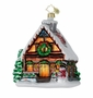 Christopher Radko Christmas Ornament - Warm and Cozy