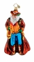 Christopher Radko Christmas Ornament - Wreath Wrangler