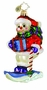 Christopher Radko Christmas Ornament - Zippy Slope Star