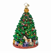 Christopher Radko Christmas Tree Ornaments