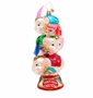 Christopher Radko Circus Star Trio Ornament