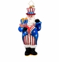Christopher Radko Constitution Claus Ornament