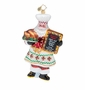 Christopher Radko Cookin' Claus Ornament